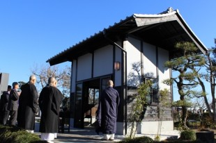 第二喫茶堂(お休み処、仮称「一休庵」)