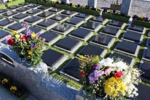 樹木葬墓地2B
