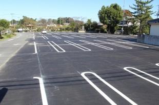 第一駐車場3