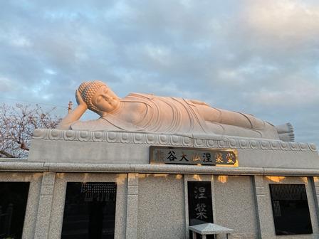 涅槃佛20201124